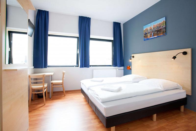 Hotel Van Gogh Amsterdam Parkeren