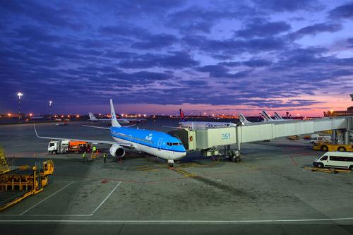 Flug Hannover Amsterdam