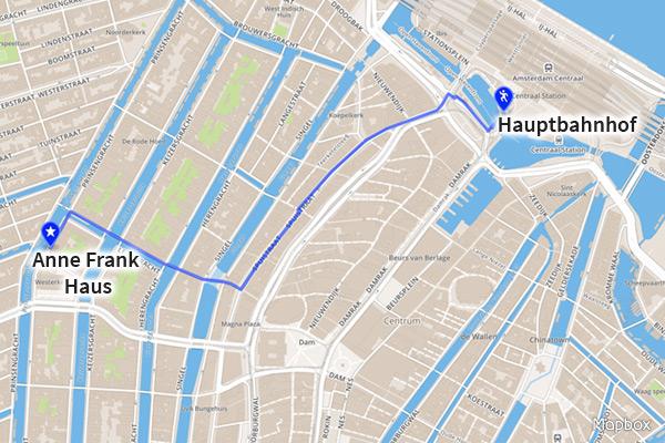 Anne Frank Haus Tipps und Infos Mr Amsterdam