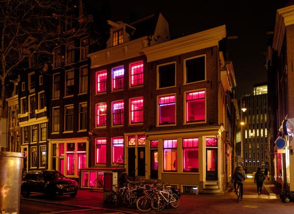 In amsterdam bordell Amsterdam sex