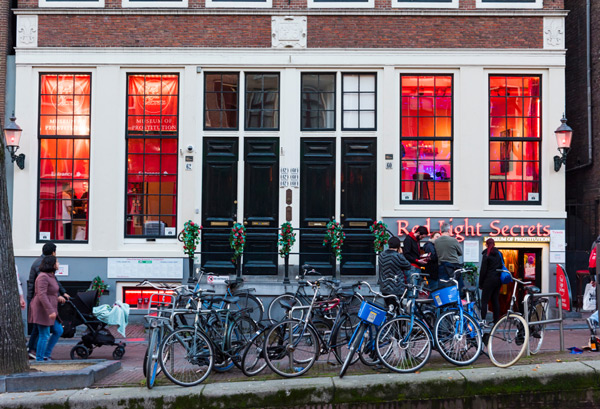 Red Light Secrets in Amsterdam