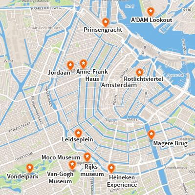 Hamburg Karte Sehenswurdigkeiten.Amsterdam Sehenswurdigkeiten Top 7 Und Insider Tipps